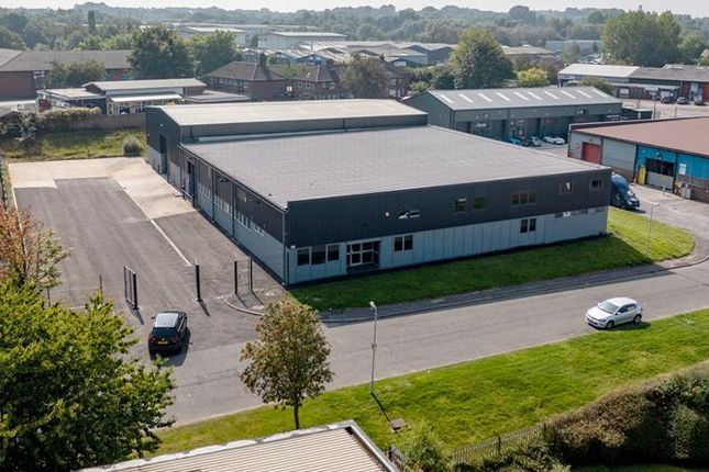 Thumbnail Light industrial for sale in Unit 2, Roundwood Drive, St. Helens, Merseyside