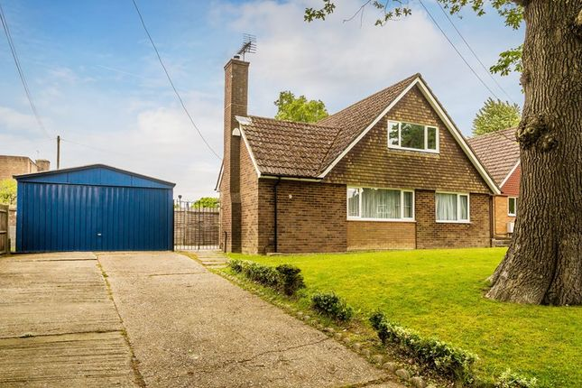 Thumbnail Detached bungalow for sale in Crawley Lane, Crawley