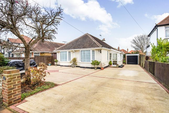 Thumbnail Detached bungalow for sale in Gorse Avenue, Broadwater, Worthing