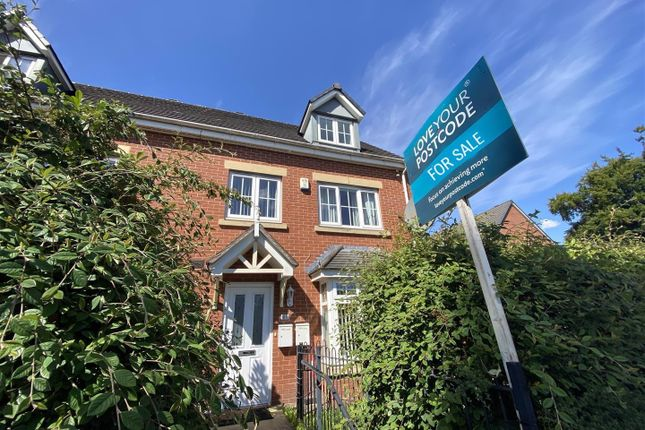 Thumbnail End terrace house for sale in Sandwell Road, Handworth, Birmingham