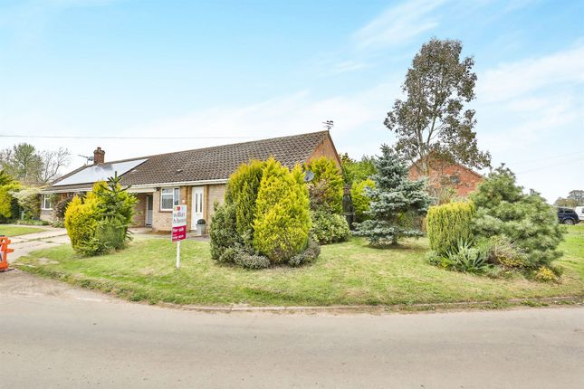 Thumbnail Bungalow for sale in Church Road, Welborne, Dereham