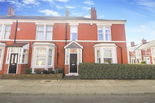 Thumbnail Terraced house to rent in Lodore Road, Jesmond, Tyne And Wear