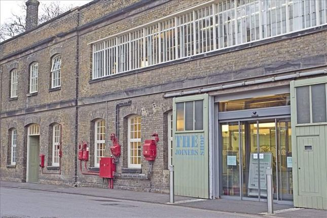 Office to let in Main Gate Road, The Historic Dockyard, Chatham