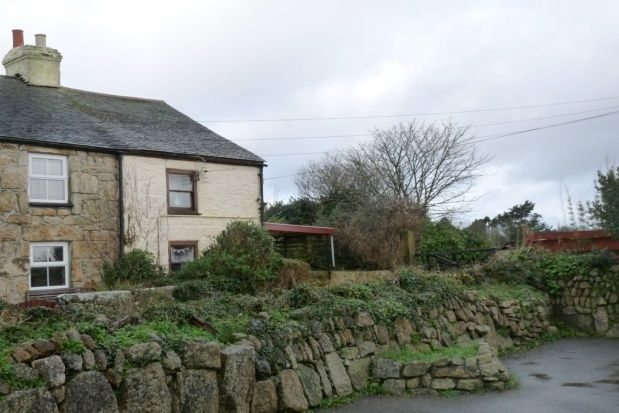 Thumbnail Terraced house to rent in Folnamodry, Fore Street, Madron, Penzance