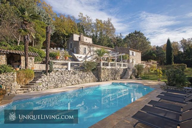 Thumbnail Villa for sale in Grasse, French Riviera, France