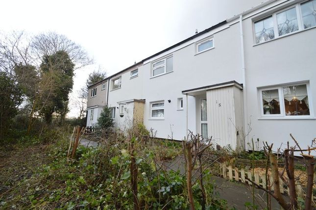 Thumbnail Terraced house for sale in Longdon Close, Redditch