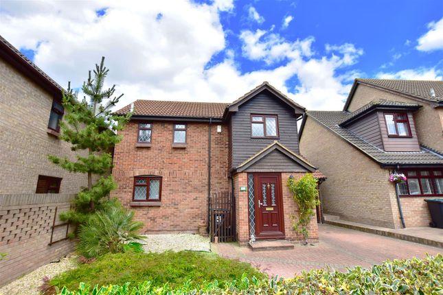 Detached house for sale in Henley Deane, Northfleet, Gravesend