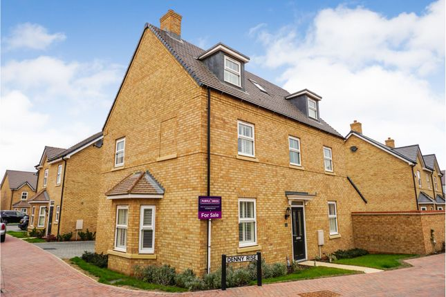 Thumbnail Detached house for sale in Denny Rise, Biggleswade