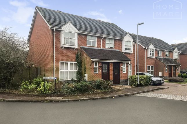 Thumbnail Flat to rent in Elder Close, Woodhead Drive