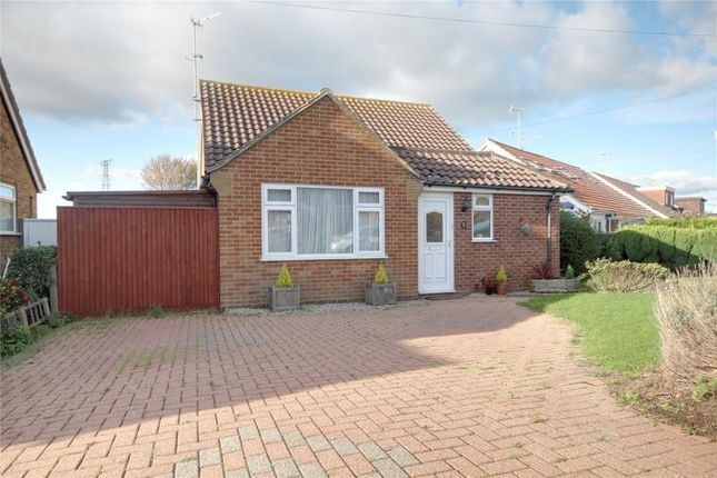 Thumbnail Detached bungalow for sale in Ullswater Road, Sompting, West Sussex