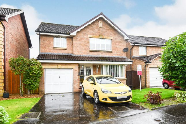 Thumbnail Detached house for sale in Westray Drive, Kilmarnock