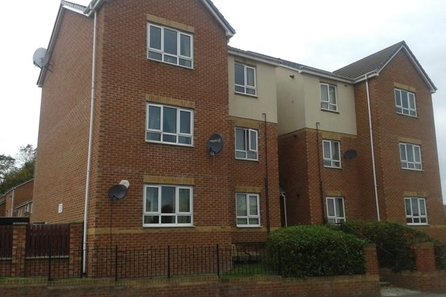 Thumbnail Flat to rent in Tuscany Gardens, Barnsley