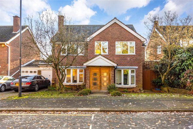 Thumbnail Detached house for sale in Uxbridge Road, Harrow