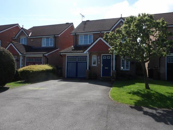 Thumbnail Detached house for sale in Fron Heulog, Hawarden, Deeside, Flintshire