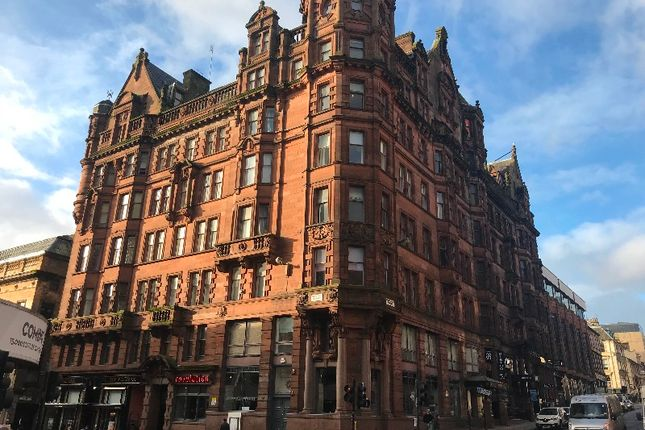 Thumbnail Flat to rent in Renfield Street, City Centre, Glasgow