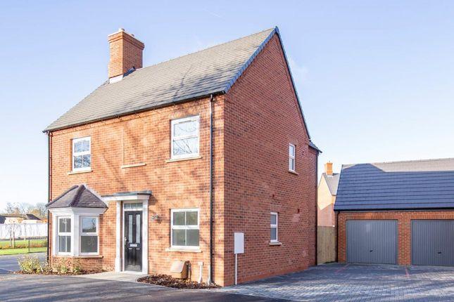 Thumbnail Detached house for sale in De Havilland Gardens, Bury, Huntingdon