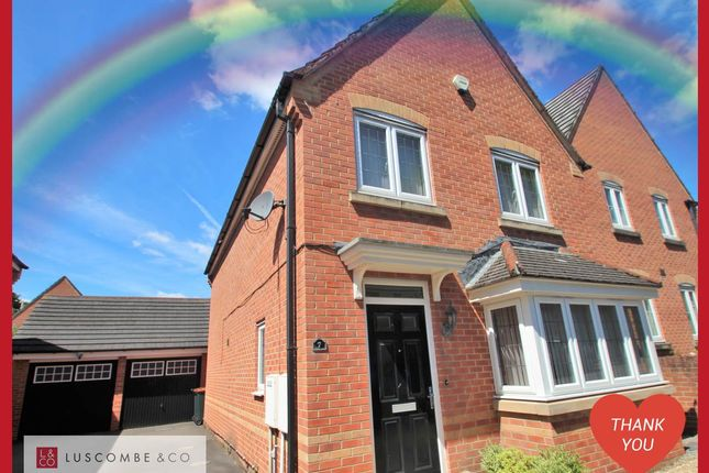 Thumbnail Property to rent in Priory Grove, Langstone, Newport