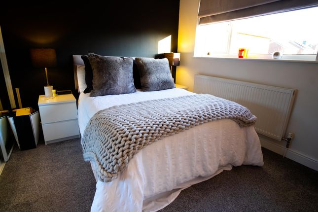 Master Bedroom of Summerfields, West Hunsbury, Northampton NN4