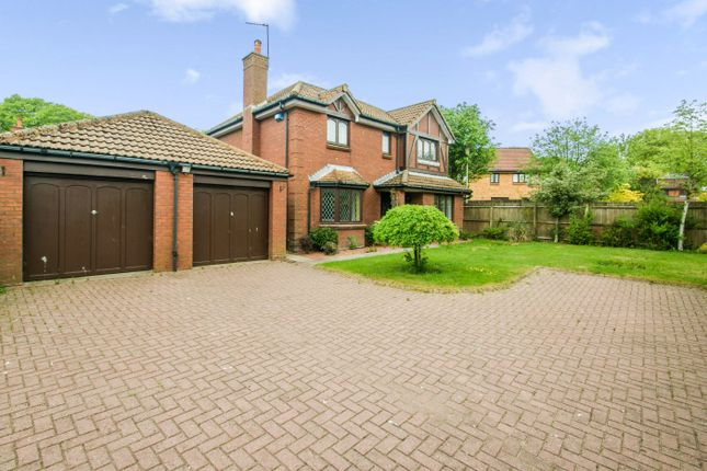 Thumbnail Detached house for sale in Woodcroft Avenue, Aberdeen