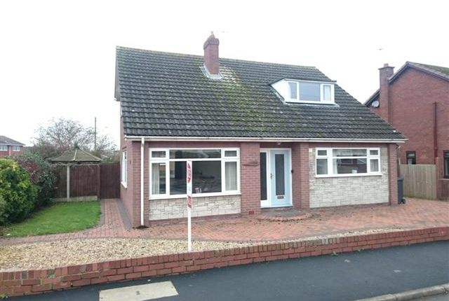 Thumbnail Detached house for sale in Crabtree Lane, Wem