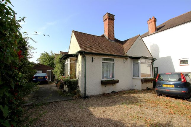 Thumbnail Bungalow for sale in Cecil Road, Enfield