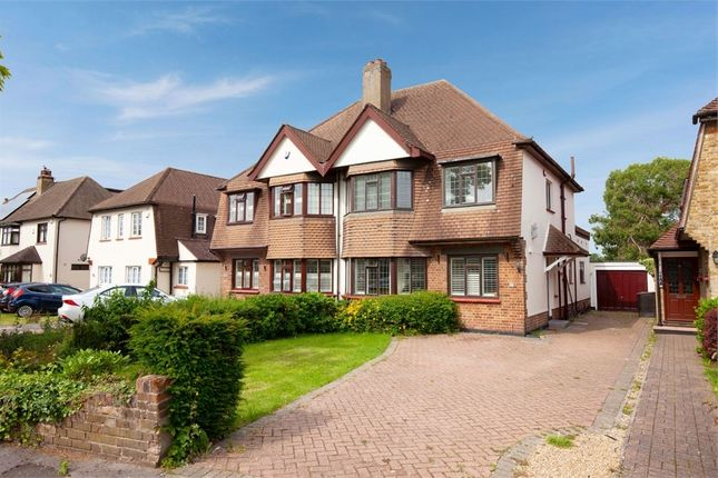Thumbnail Semi-detached house for sale in Haynes Road, Hornchurch, Greater London