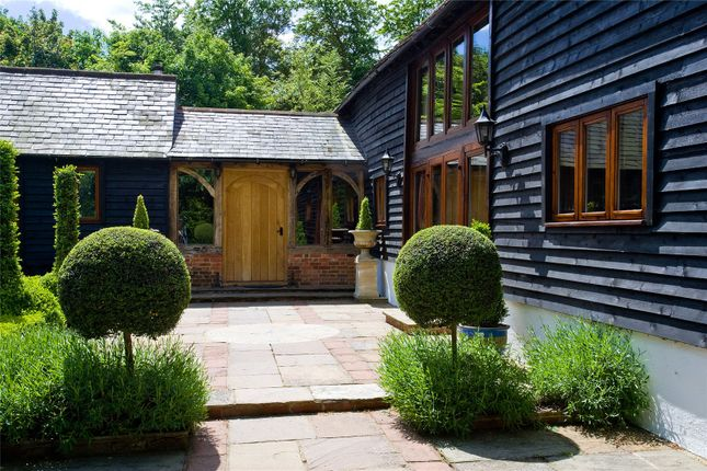 Thumbnail Detached house for sale in High Barn Road, Effingham, Surrey