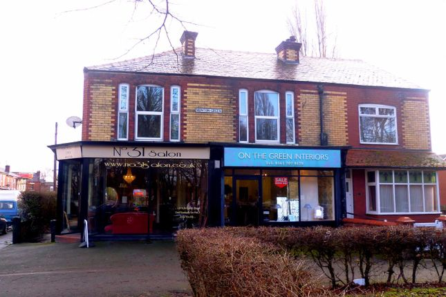 Thumbnail Flat to rent in Monton Green, Eccles, Manchester