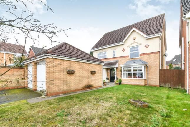Thumbnail Detached house for sale in Sandown Drive, Catshill, Bromsgrove