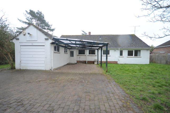 Thumbnail Bungalow to rent in Twyford Orchard, London Road, Ruscombe, Reading