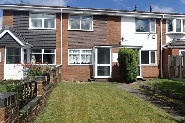 Thumbnail Terraced house to rent in Slant Lane, Mansfield, Nottinghamshire