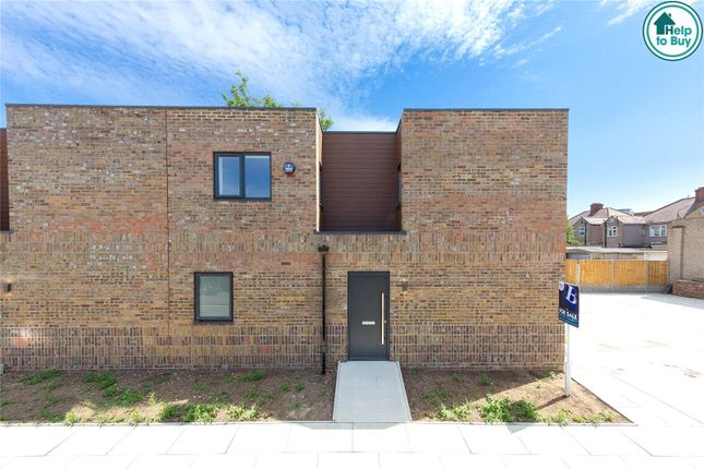 Thumbnail End terrace house for sale in Haysoms Close, Romford