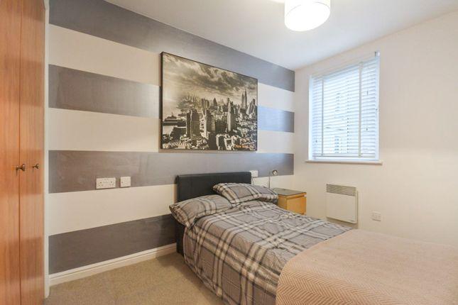 Master Bedroom of Giles Street, Edinburgh EH6