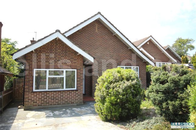 Thumbnail Detached bungalow for sale in Bittacy Close, Mill Hill, London