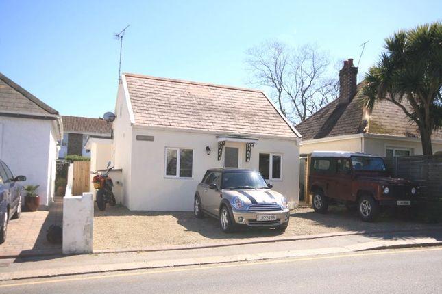3 bed detached bungalow for sale in La Grande Route De St. Martin, St. Saviour, Jersey