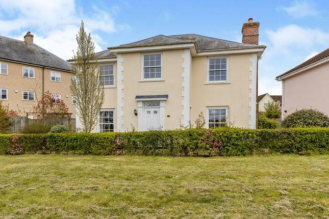 4 bed detached house for sale in Castle Brooks, Framlingham, Woodbridge IP13