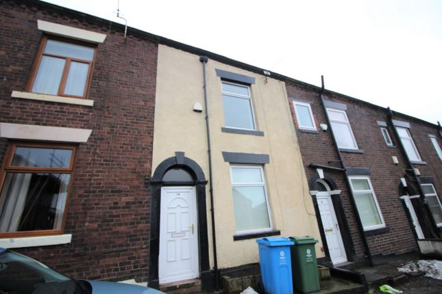 Thumbnail Terraced house to rent in Dickins Street, Oldham