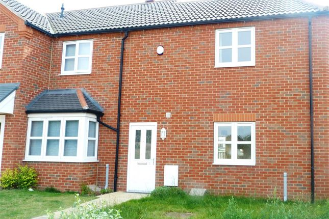 Thumbnail Terraced house to rent in The Leys, Keyingham, Hull