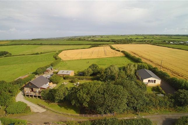 4 bed detached house for sale in Bridgerule, Holsworthy