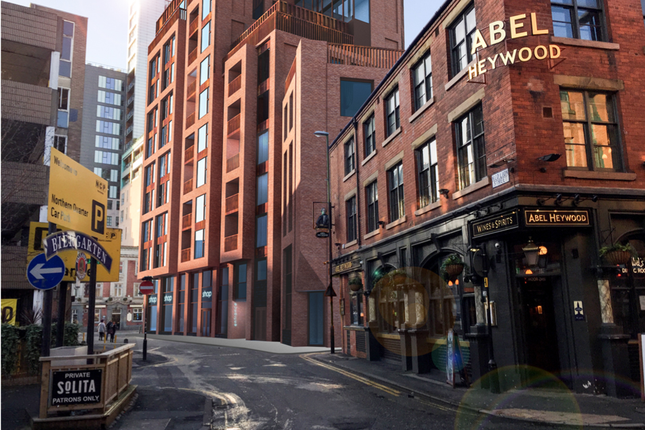 2 bed town house for sale in Northern Quarter Apartments, Manchester M1