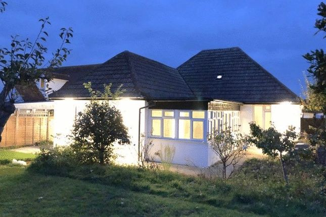 Thumbnail Detached bungalow for sale in Manor Road, Selsey, Chichester