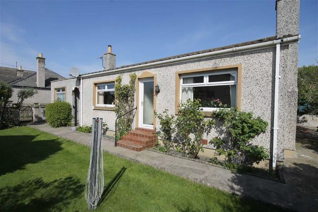 Thumbnail Detached bungalow for sale in Farquhar Street, Hopeman, Elgin