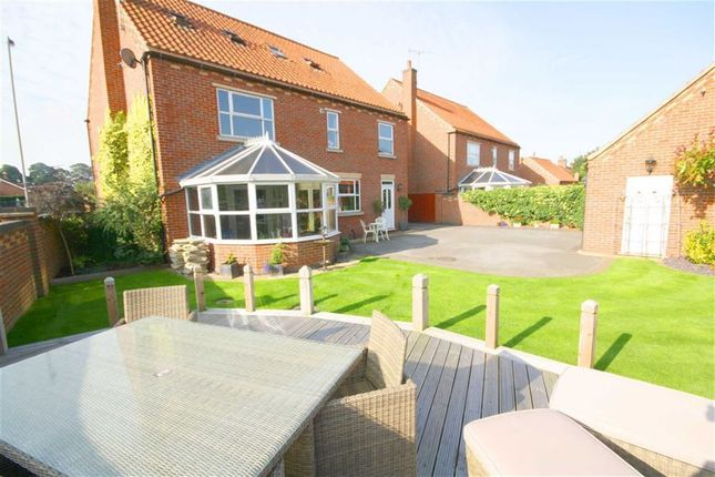 Thumbnail Detached house for sale in Great North Road, Barnby Moor, Nottinghamshire