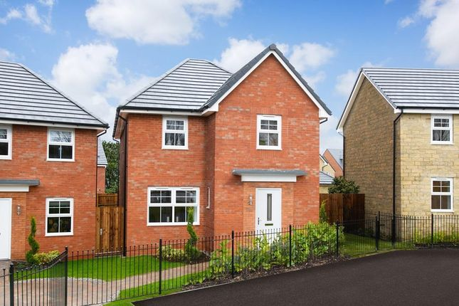 """4 bed detached house for sale in """"Kingsley"""" at Whalley Road, Barrow, Clitheroe BB7"""