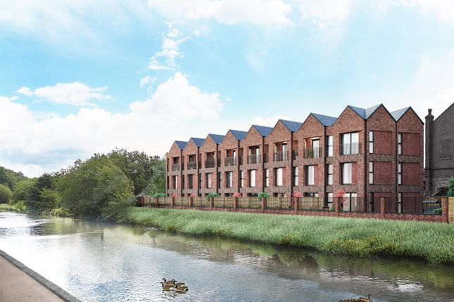 Thumbnail Property for sale in Southbank, Bridgewater Road, Altrincham