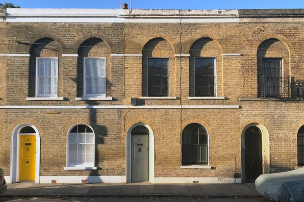 Thumbnail Terraced house for sale in Aberavon Road, London