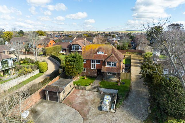 Detached house for sale in Firle Road, Seaford