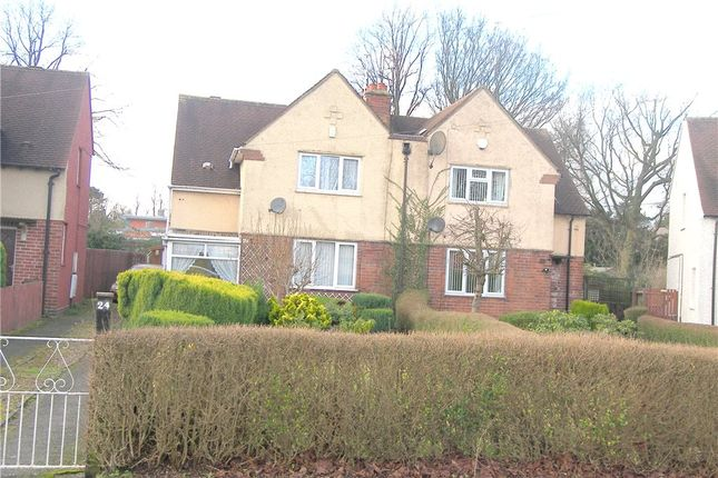Thumbnail Semi-detached house to rent in Underhill Avenue, Derby