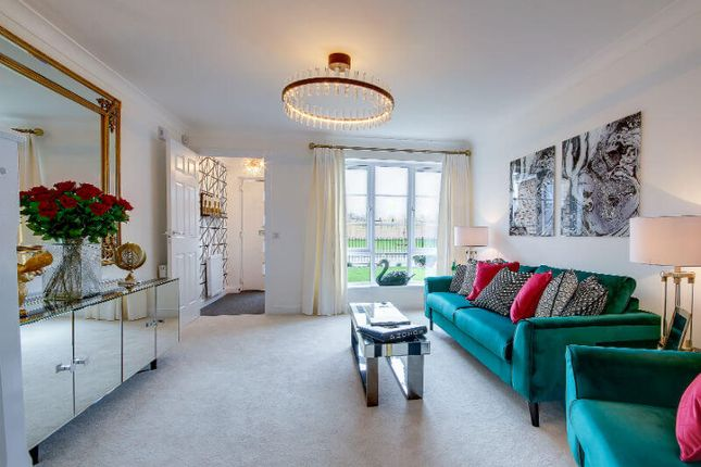 "Thumbnail Detached house for sale in ""The Leven"" at Perceton, Irvine"