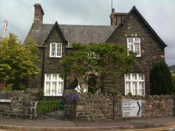 Thumbnail Detached house for sale in Village Road, Llanfairfechan, Conwy